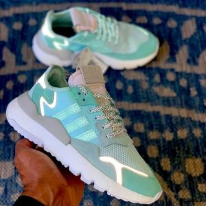 "Adidas Nite Jogger 3M Reflect ""ICE MINT"""